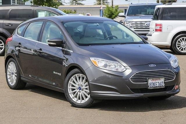 used 2018 Ford Focus Electric car, priced at $19,652