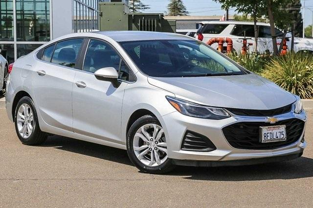 used 2019 Chevrolet Cruze car, priced at $19,954