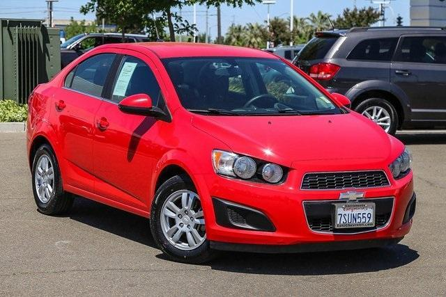 used 2014 Chevrolet Sonic car, priced at $10,998