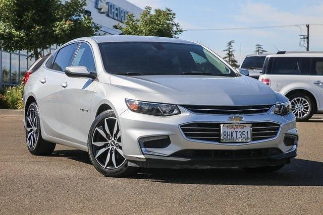 used 2018 Chevrolet Malibu car, priced at $18,495