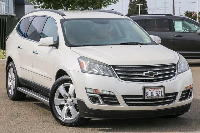 used 2013 Chevrolet Traverse car, priced at $16,499