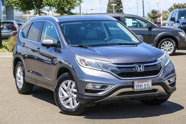 used 2016 Honda CR-V car, priced at $17,999