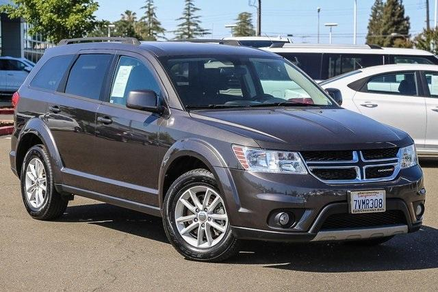 used 2017 Dodge Journey car, priced at $18,524