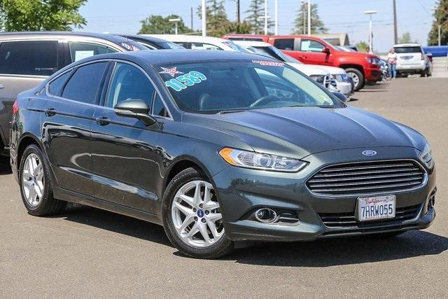 used 2015 Ford Fusion car, priced at $11,589