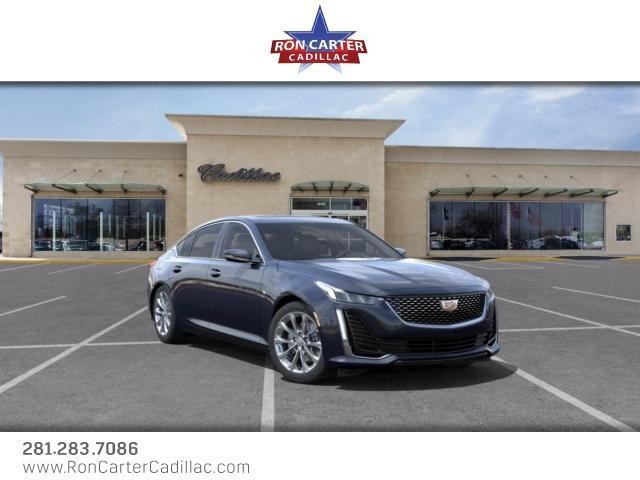 new 2021 Cadillac CT5 car, priced at $46,315