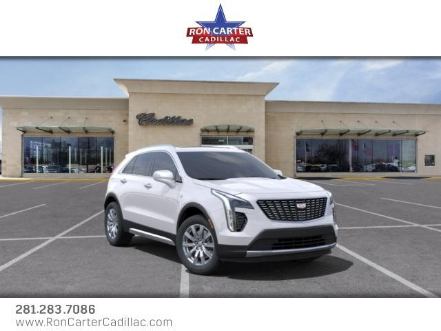 new 2021 Cadillac XT4 car, priced at $45,329
