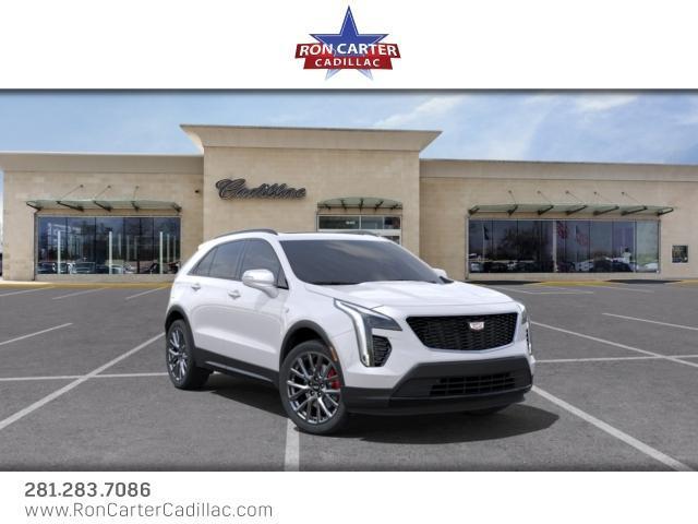 new 2021 Cadillac XT4 car, priced at $48,283