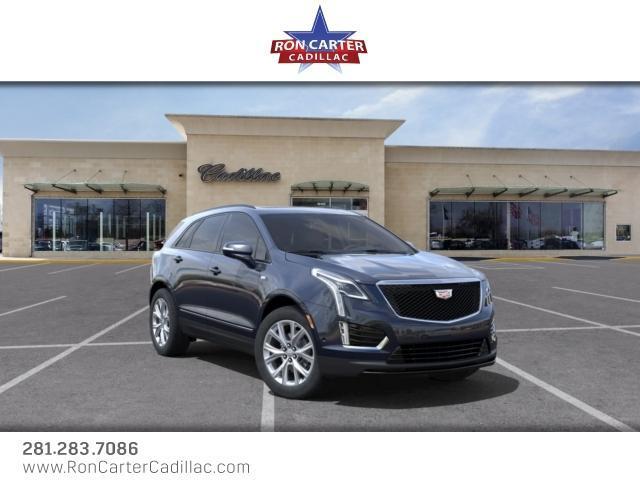 new 2021 Cadillac XT5 car, priced at $61,766