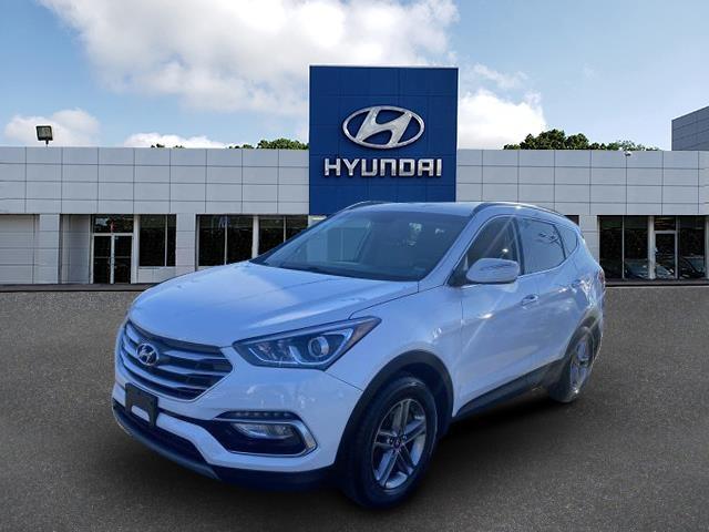 used 2018 Hyundai Santa Fe Sport car, priced at $20,505