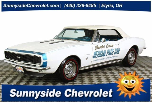 used 1967 Chevrolet Camaro car, priced at $81,900
