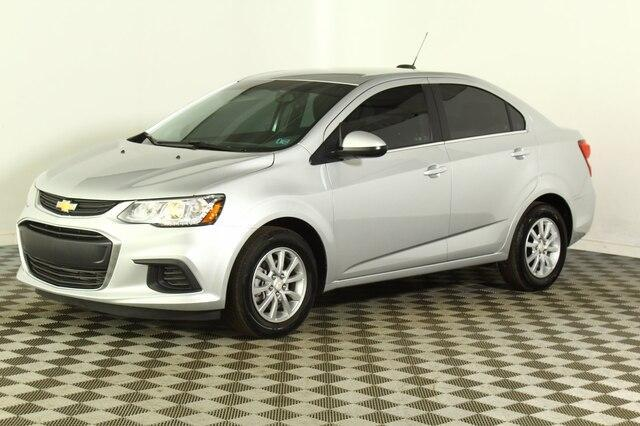 used 2020 Chevrolet Sonic car, priced at $18,995