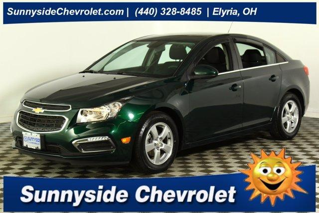 used 2015 Chevrolet Cruze car, priced at $12,495