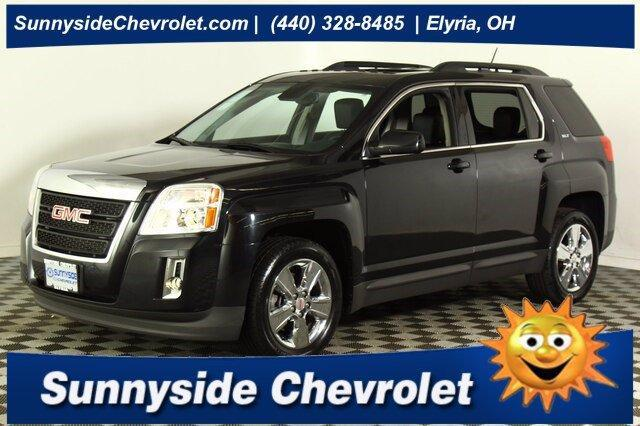 used 2015 GMC Terrain car, priced at $17,495