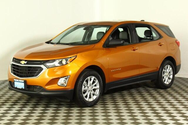 used 2018 Chevrolet Equinox car, priced at $18,995