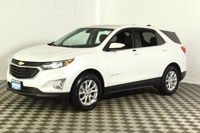 used 2018 Chevrolet Equinox car, priced at $18,495