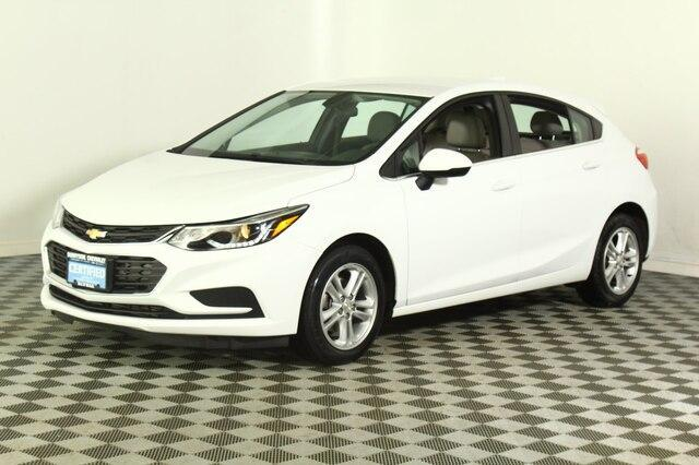 used 2018 Chevrolet Cruze car, priced at $16,695