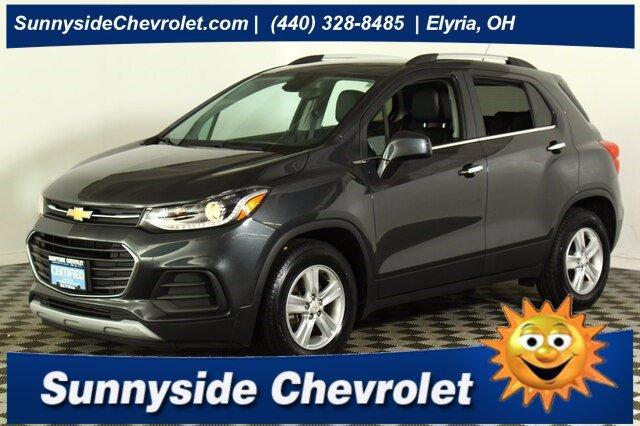used 2018 Chevrolet Trax car, priced at $16,495