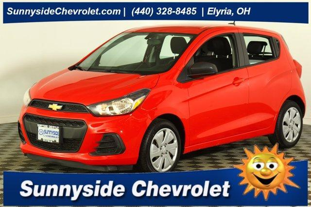 used 2016 Chevrolet Spark car, priced at $8,995