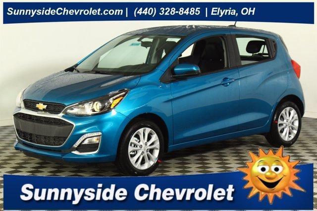 new 2021 Chevrolet Spark car, priced at $18,060