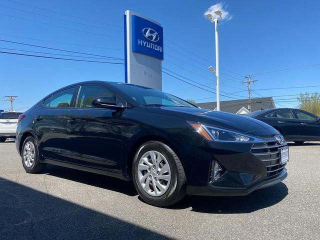 used 2020 Hyundai Elantra car, priced at $17,988