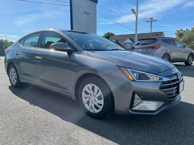 used 2019 Hyundai Elantra car, priced at $16,899