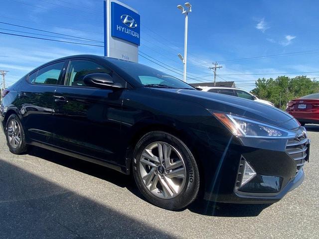 used 2019 Hyundai Elantra car, priced at $17,996