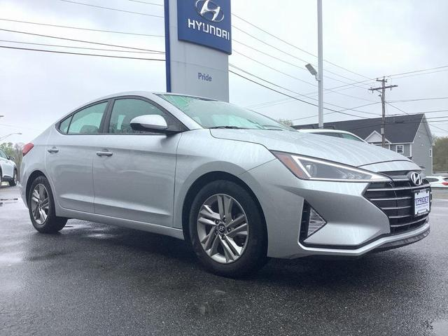 used 2019 Hyundai Elantra car, priced at $17,997