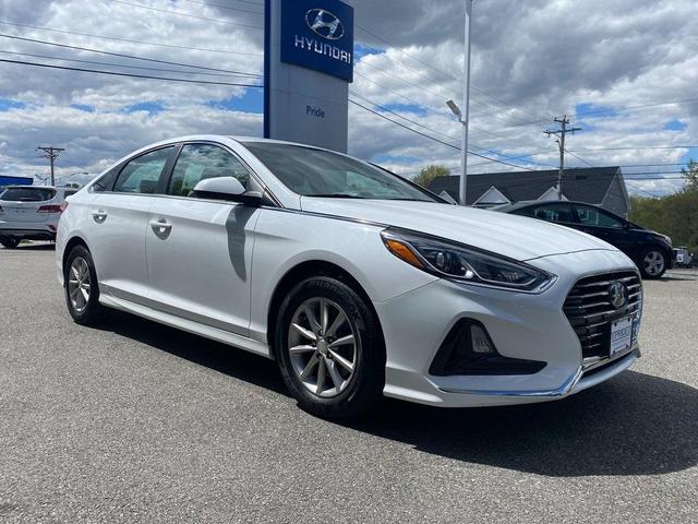 used 2018 Hyundai Sonata car, priced at $17,988