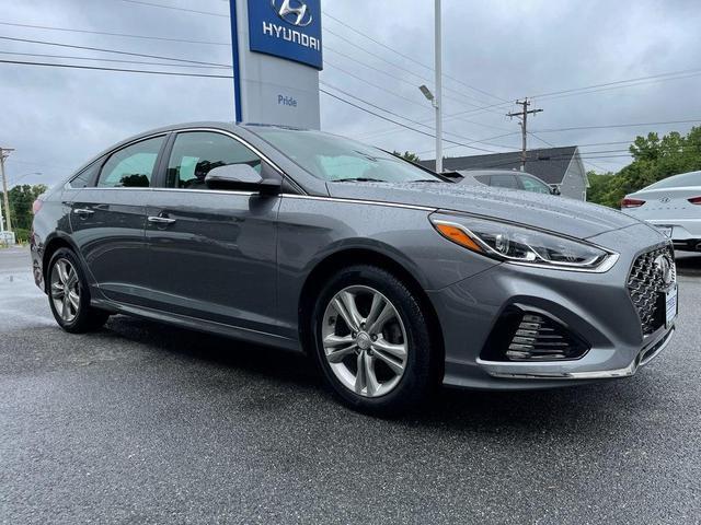 used 2019 Hyundai Sonata car, priced at $19,899