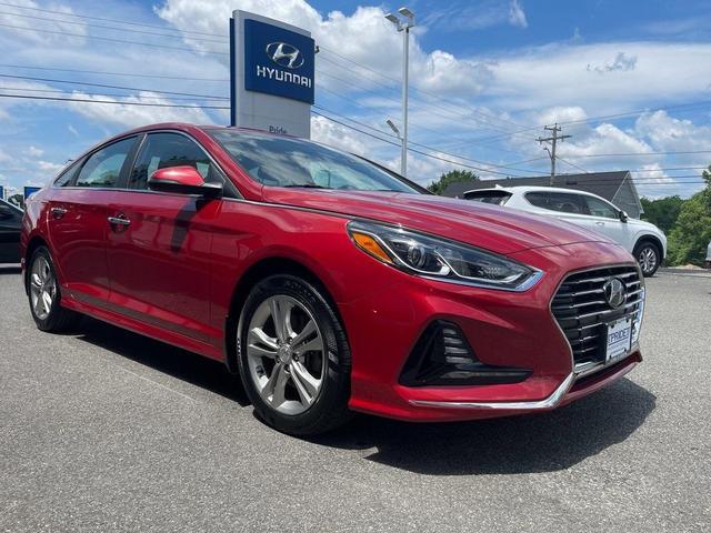 used 2018 Hyundai Sonata car, priced at $18,977
