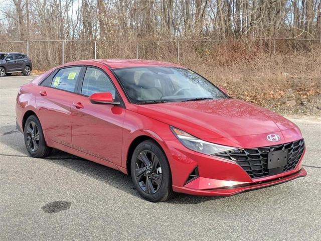 new 2021 Hyundai Elantra car, priced at $21,239