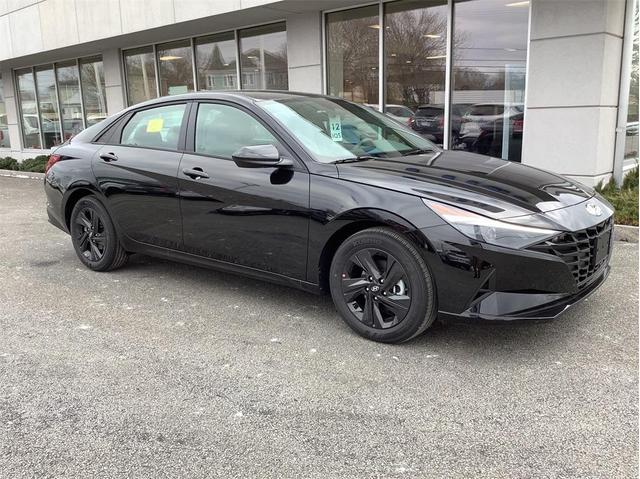new 2021 Hyundai Elantra car, priced at $20,946