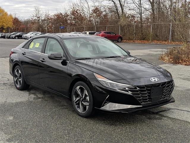 new 2021 Hyundai Elantra car, priced at $24,227