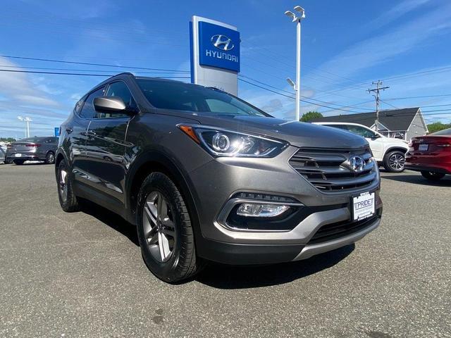 used 2017 Hyundai Santa Fe Sport car, priced at $19,994
