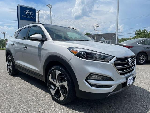 used 2016 Hyundai Tucson car, priced at $19,988