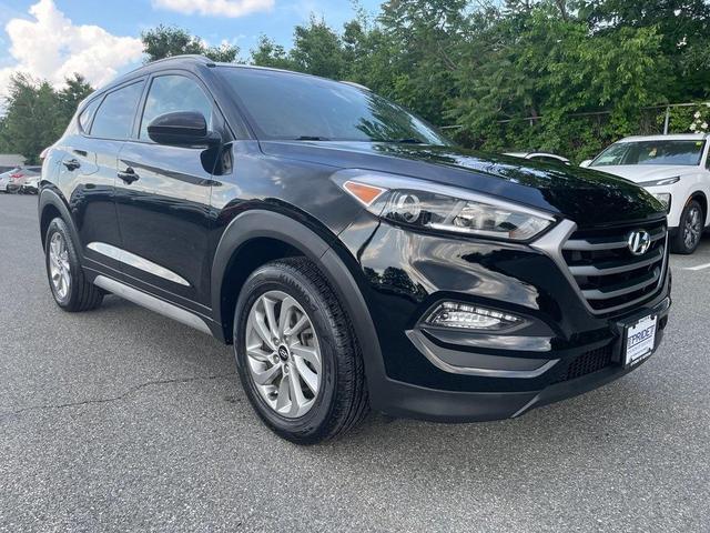 used 2017 Hyundai Tucson car, priced at $19,998