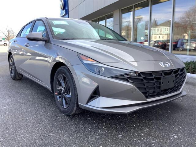 new 2021 Hyundai Elantra car, priced at $20,845