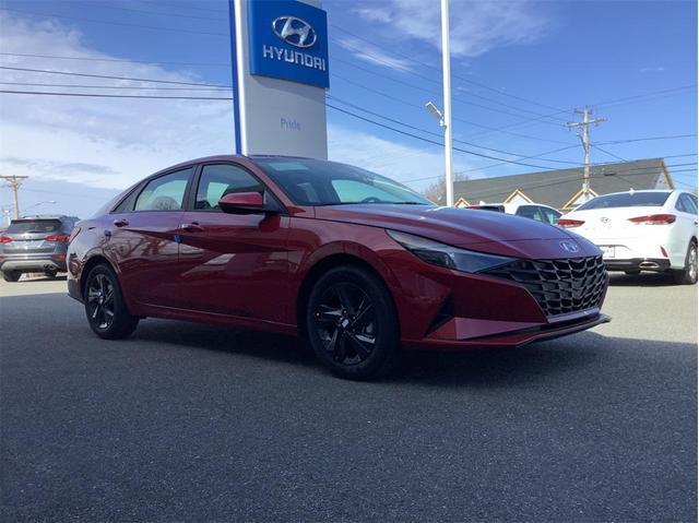 new 2021 Hyundai Elantra car, priced at $20,747