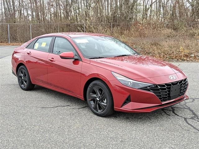 new 2021 Hyundai Elantra car, priced at $23,762