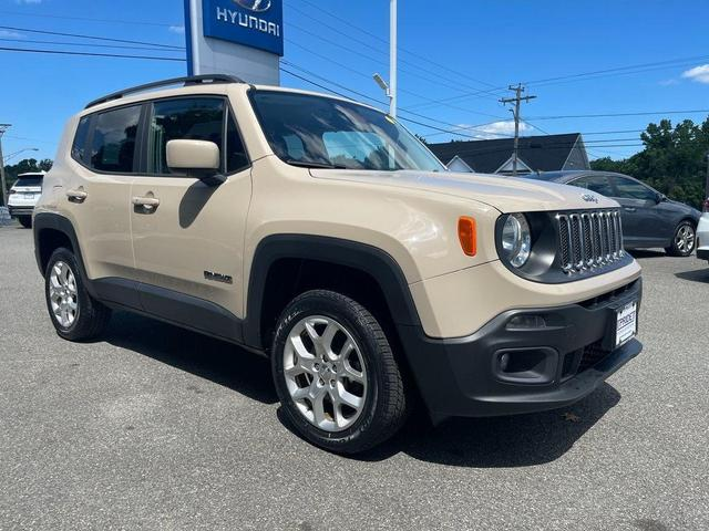 used 2016 Jeep Renegade car, priced at $17,988