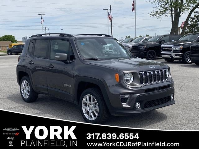 new 2021 Jeep Renegade car, priced at $25,463