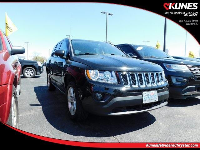 used 2012 Jeep Compass car, priced at $9,497