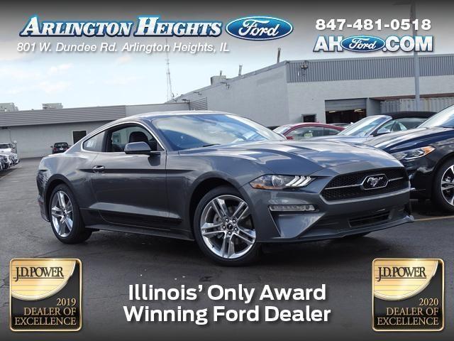 new 2021 Ford Mustang car, priced at $37,905