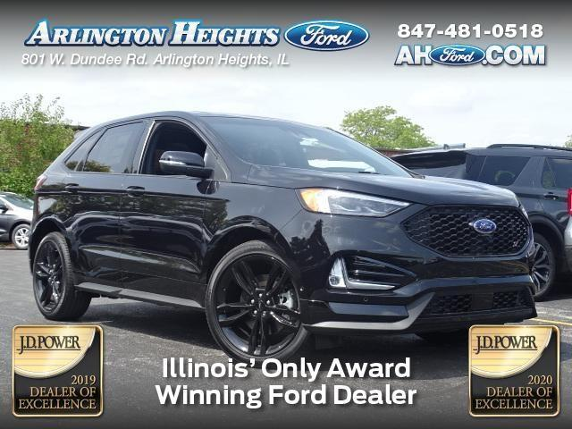 new 2020 Ford Edge car, priced at $43,522