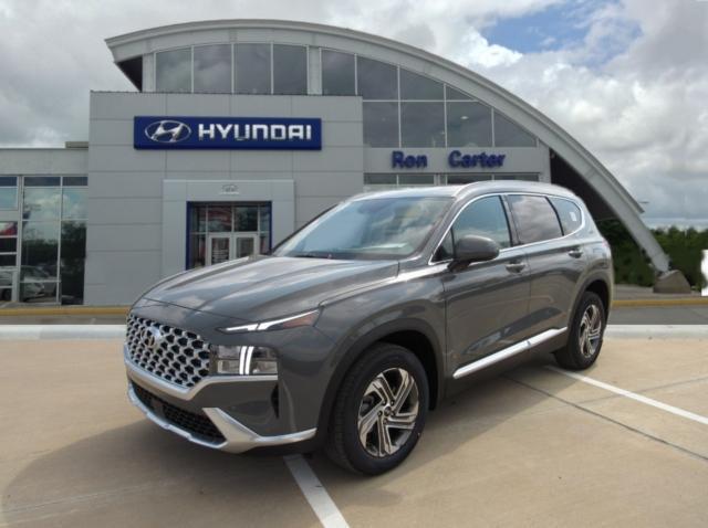 new 2021 Hyundai Santa Fe car, priced at $29,659