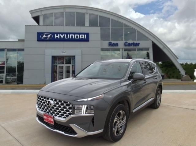 new 2021 Hyundai Santa Fe car, priced at $34,962