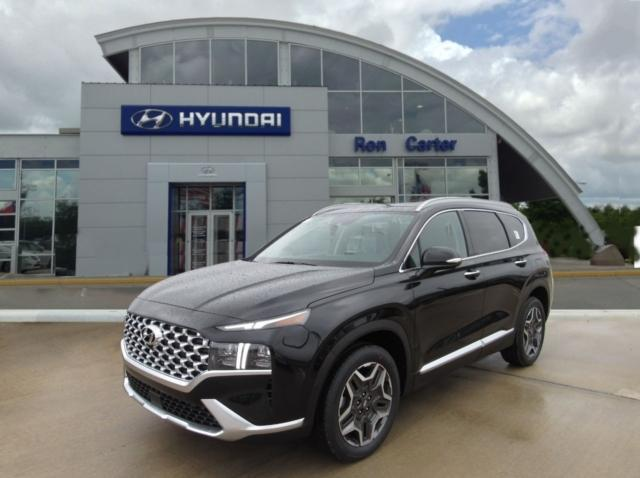 new 2021 Hyundai Santa Fe car, priced at $39,022