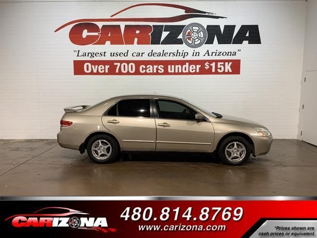 used 2004 Honda Accord car, priced at $5,691