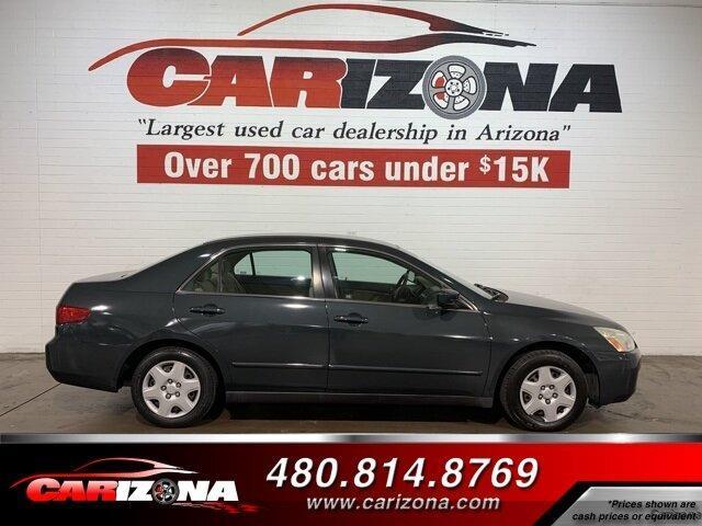 used 2005 Honda Accord car, priced at $5,843