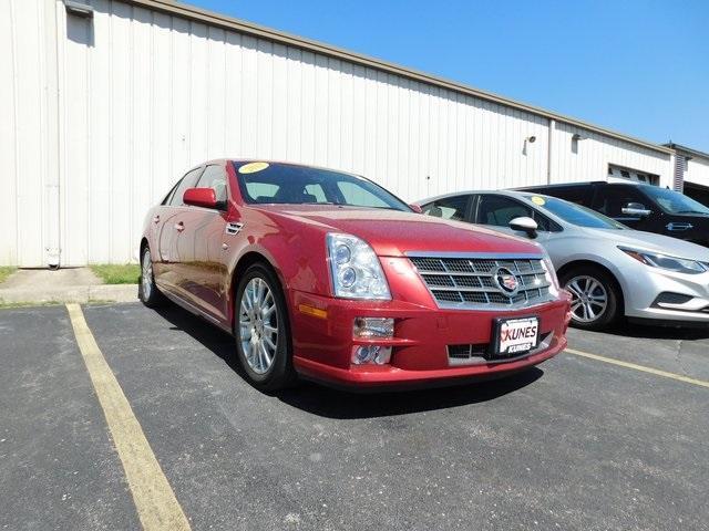 used 2011 Cadillac STS car, priced at $15,998